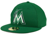 New Era MLB 2016 St. Patty's Diamond Era 59FIFTY Cap Fitted Hats