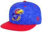 Kansas Jayhawks Top of the World NCAA Energy 2Tone Snapback Cap Hats