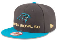 New Era NFL Super Bowl 50 Opening Night 9FIFTY Snapback Cap Adjustable Hats