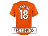 Outerstuff NFL Toddler Super Bowl 50 Name and Number T-Shirt T-Shirts