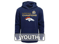 Outerstuff NFL Youth Super Bowl Stacker Hoodie Hoodies
