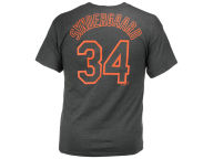Majestic MLB Men's Platinum Player T-Shirt T-Shirts