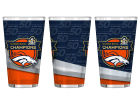 Denver Broncos Boelter Brands Event Sublimated Pint Glass Kitchen & Bar