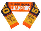 Denver Broncos Forever Collectibles Event Acylic Wordmark Scarf Apparel & Accessories