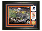 Denver Broncos Highland Mint Event Photo Mint Coin-Bronze Collectibles