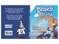 Book-Blue's Road Trip Through Indiana Toys & Games