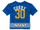 Golden State Warriors Stephen Curry adidas NBA Infant Whirlwind Player T-Shirt T-Shirts