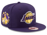 New Era Kobe Bryant Retirement 9FIFTY Snapback Collection Adjustable Hats