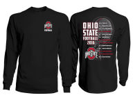 J America NCAA 2016 Men's Football Schedule Long Sleeve T-Shirt T-Shirts