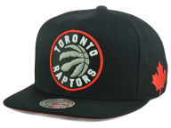 Mitchell and Ness NBA Solid Snapback Cap Hats