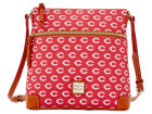 Cincinnati Reds Dooney & Bourke Dooney & Bourke Crossbody Purse Luggage, Backpacks & Bags