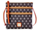 Baltimore Orioles Dooney & Bourke Dooney & Bourke Triple Zip Crossbody Bag Luggage, Backpacks & Bags