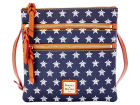 Houston Astros Dooney & Bourke Dooney & Bourke Triple Zip Crossbody Bag Luggage, Backpacks & Bags