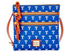 Texas Rangers Dooney & Bourke Dooney & Bourke Triple Zip Crossbody Bag Luggage, Backpacks & Bags