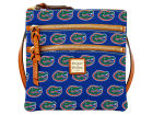 Florida Gators Dooney & Bourke Dooney & Bourke Triple Zip Crossbody Bag Luggage, Backpacks & Bags