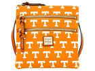 Tennessee Volunteers Dooney & Bourke Dooney & Bourke Triple Zip Crossbody Bag Luggage, Backpacks & Bags