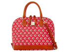 Cincinnati Reds Dooney & Bourke Dooney & Bourke Zip Zip Satchel Luggage, Backpacks & Bags