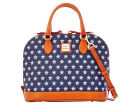 Houston Astros Dooney & Bourke Dooney & Bourke Zip Zip Satchel Luggage, Backpacks & Bags