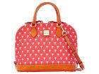 Philadelphia Phillies Dooney & Bourke Dooney & Bourke Zip Zip Satchel Luggage, Backpacks & Bags