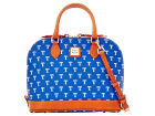 Texas Rangers Dooney & Bourke Dooney & Bourke Zip Zip Satchel Luggage, Backpacks & Bags