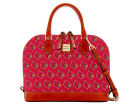 Louisville Cardinals Dooney & Bourke Dooney & Bourke Zip Zip Satchel Luggage, Backpacks & Bags
