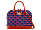 Mississippi Rebels Dooney & Bourke Dooney & Bourke Zip Zip Satchel Luggage, Backpacks & Bags