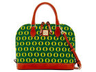 Oregon Ducks Dooney & Bourke Dooney & Bourke Zip Zip Satchel Luggage, Backpacks & Bags