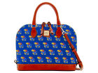 Kansas Jayhawks Dooney & Bourke Dooney & Bourke Zip Zip Satchel Luggage, Backpacks & Bags
