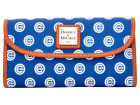 Chicago Cubs Dooney & Bourke Large Dooney & Bourke Continental Clutch Luggage, Backpacks & Bags