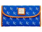 Kansas City Royals Dooney & Bourke Large Dooney & Bourke Continental Clutch Luggage, Backpacks & Bags
