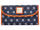 New York Yankees Dooney & Bourke Large Dooney & Bourke Continental Clutch Luggage, Backpacks & Bags