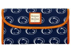 Penn State Nittany Lions Dooney & Bourke Large Dooney & Bourke Continental Clutch Luggage, Backpacks & Bags