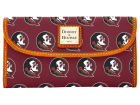 Florida State Seminoles Dooney & Bourke Large Dooney & Bourke Continental Clutch Luggage, Backpacks & Bags