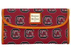 South Carolina Gamecocks Dooney & Bourke Large Dooney & Bourke Continental Clutch Luggage, Backpacks & Bags