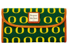 Oregon Ducks Dooney & Bourke Large Dooney & Bourke Continental Clutch Luggage, Backpacks & Bags