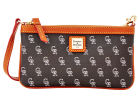 Colorado Rockies Dooney & Bourke Large Dooney & Bourke Wristlet Luggage, Backpacks & Bags