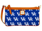 Kentucky Wildcats Dooney & Bourke Large Dooney & Bourke Wristlet Luggage, Backpacks & Bags
