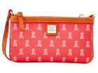 Los Angeles Angels Dooney & Bourke Large Dooney & Bourke Wristlet Luggage, Backpacks & Bags
