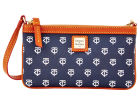 Minnesota Twins Dooney & Bourke Large Dooney & Bourke Wristlet Luggage, Backpacks & Bags