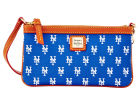 New York Mets Dooney & Bourke Large Dooney & Bourke Wristlet Luggage, Backpacks & Bags