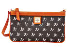 Oakland Athletics Dooney & Bourke Large Dooney & Bourke Wristlet Luggage, Backpacks & Bags