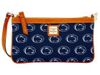 Penn State Nittany Lions Dooney & Bourke Large Dooney & Bourke Wristlet Luggage, Backpacks & Bags