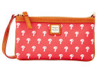 Philadelphia Phillies Dooney & Bourke Large Dooney & Bourke Wristlet Luggage, Backpacks & Bags