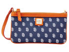 San Diego Padres Dooney & Bourke Large Dooney & Bourke Wristlet Luggage, Backpacks & Bags
