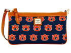 Auburn Tigers Dooney & Bourke Large Dooney & Bourke Wristlet Luggage, Backpacks & Bags