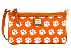 Clemson Tigers Dooney & Bourke Large Dooney & Bourke Wristlet Luggage, Backpacks & Bags