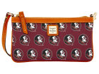 Florida State Seminoles Dooney & Bourke Large Dooney & Bourke Wristlet Luggage, Backpacks & Bags