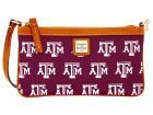 Texas A&M Aggies Dooney & Bourke Large Dooney & Bourke Wristlet Luggage, Backpacks & Bags