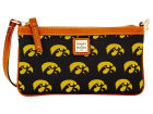 Iowa Hawkeyes Dooney & Bourke Large Dooney & Bourke Wristlet Luggage, Backpacks & Bags