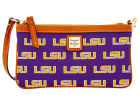 LSU Tigers Dooney & Bourke Large Dooney & Bourke Wristlet Luggage, Backpacks & Bags